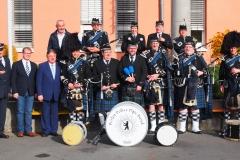 Landrat, st. Bürgermeister und Polizeichef von Kulmbach mit der BPPB