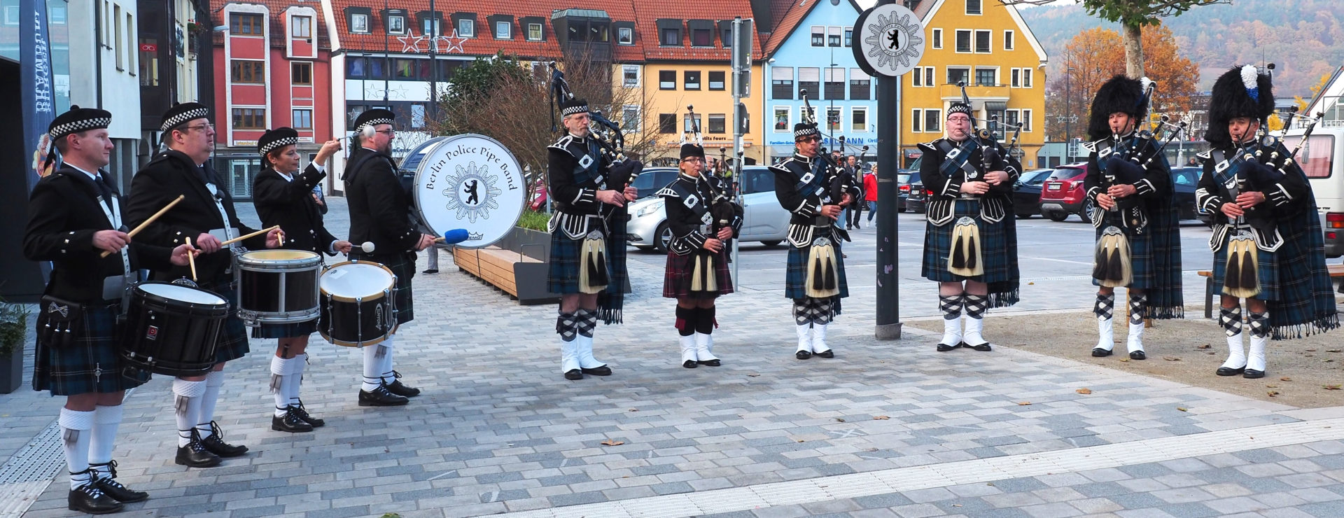 Berlin Police Pipe Band